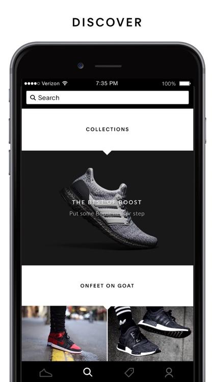 GOAT – Shop Sneakers screenshot-3