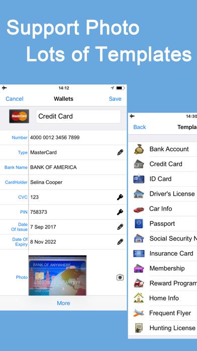 Password Manager Vault Safe app image