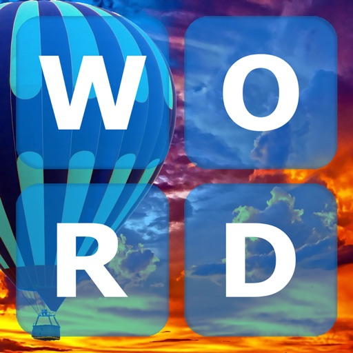 Word Travels - Picture Puzzles iOS App