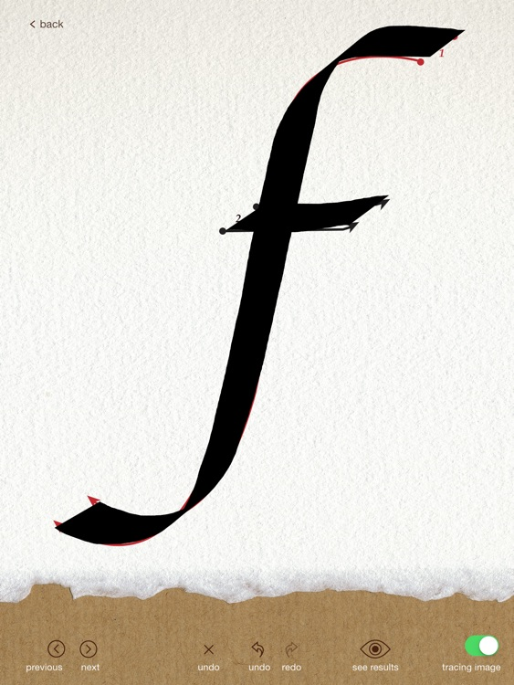 Calligraphy Practice screenshot-4