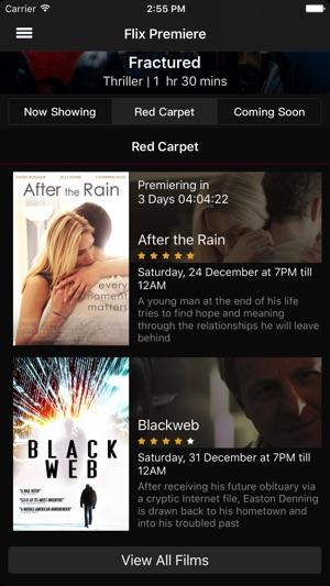 Flix Premiere on the App Store