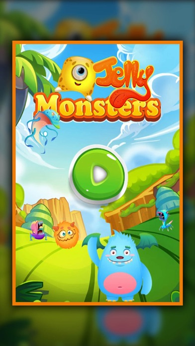 Jelly Monster - Match 3