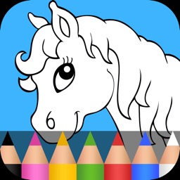 Animals Coloring Notebook