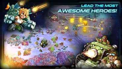 Iron Marines screenshot 4