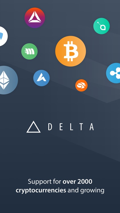 Delta Crypto Portfolio Tracker screenshot-6