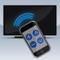 這是一個控制鴻海智慧型電視遙控器的應用程式