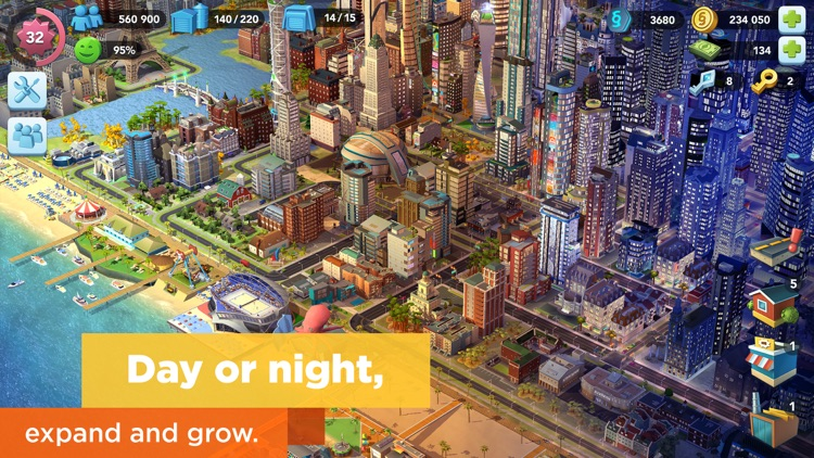 SimCity BuildIt screenshot-3
