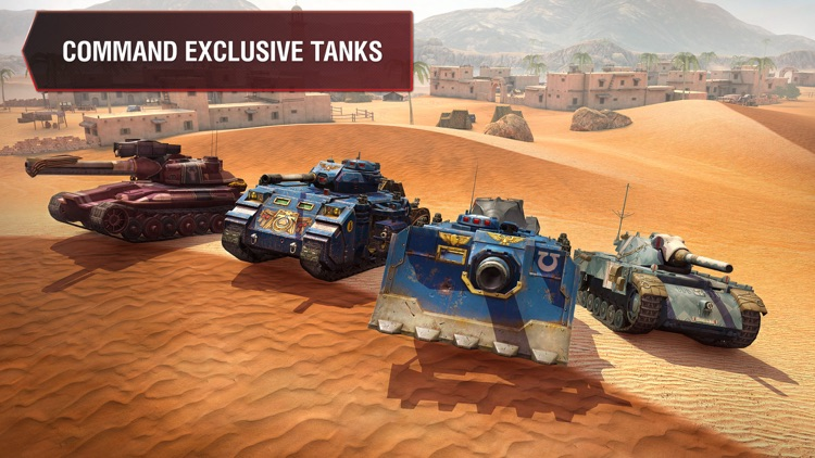 World of Tanks Blitz screenshot-3