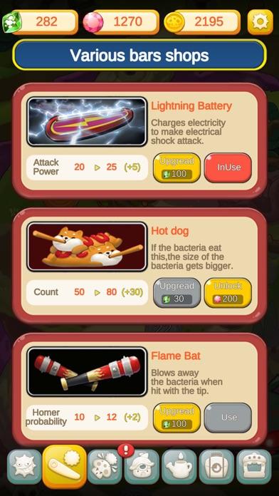 Super Mushroom VS Bacteria screenshot 6