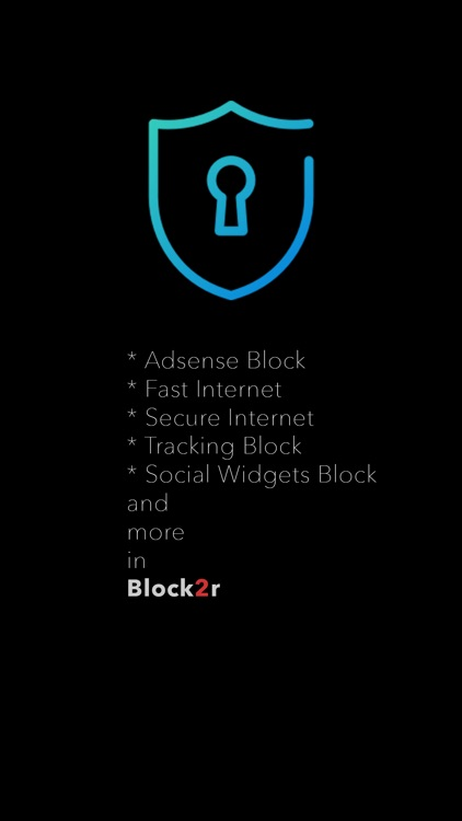 Block2r - Adblock & Secure Web