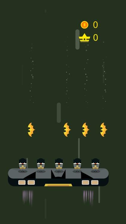 Flying Drop -  Pixel Coin Game screenshot-4