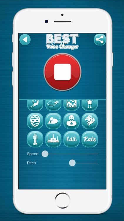 Best Voice Changer & Modifier screenshot-4