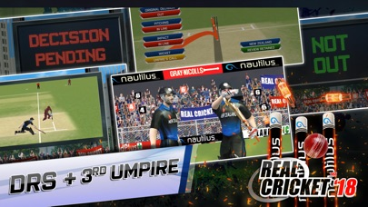 Screenshot 5 Real Cricket™ 18