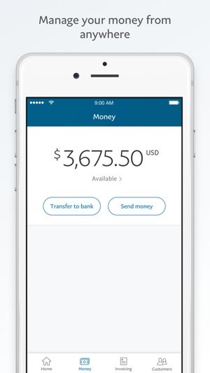 PayPal Business Send Invoices On The App Store - How to send an invoice on paypal app