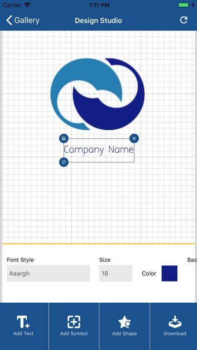 Logo Creator Full screenshot three
