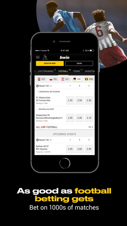 bwin Sports screenshot-2