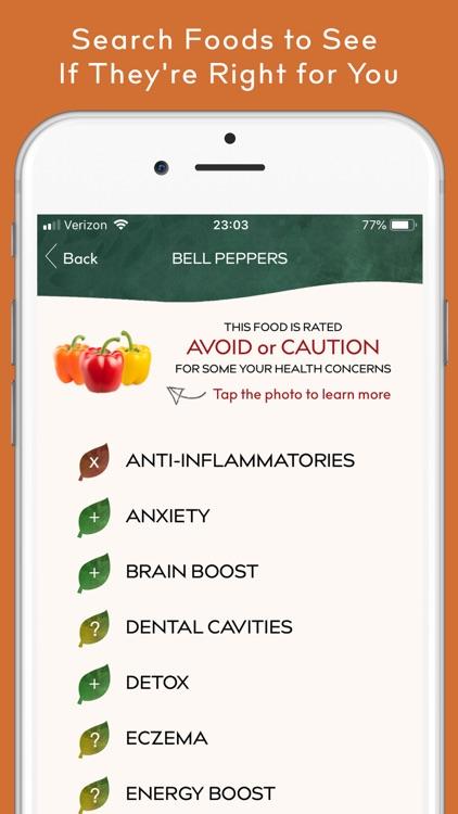 COOK + CURE | Food is Medicine screenshot-6