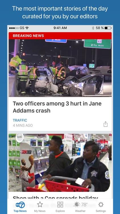 ABC7 Chicago News screenshot-0