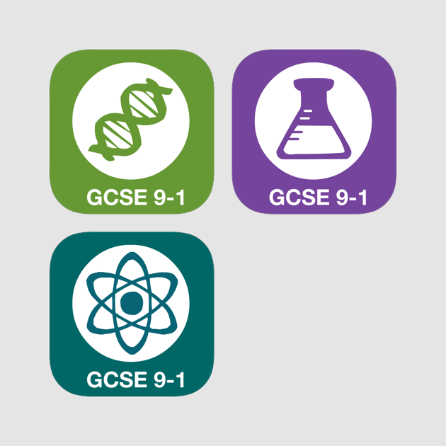 Science Physics From: ‎Science GCSE 9-1 Trilogy AQA: Biology, Chemistry And