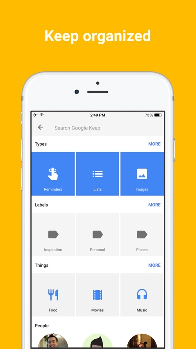download Google Keep - Notes and lists