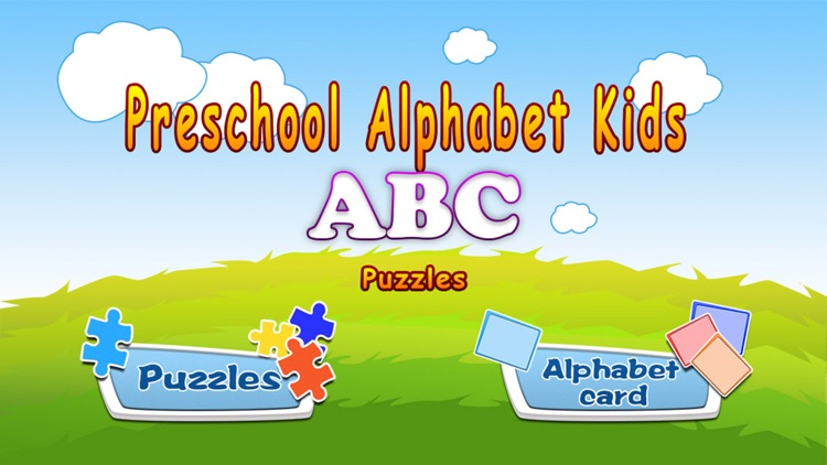 Alphabet ABC jigsaw flash card screenshot-4