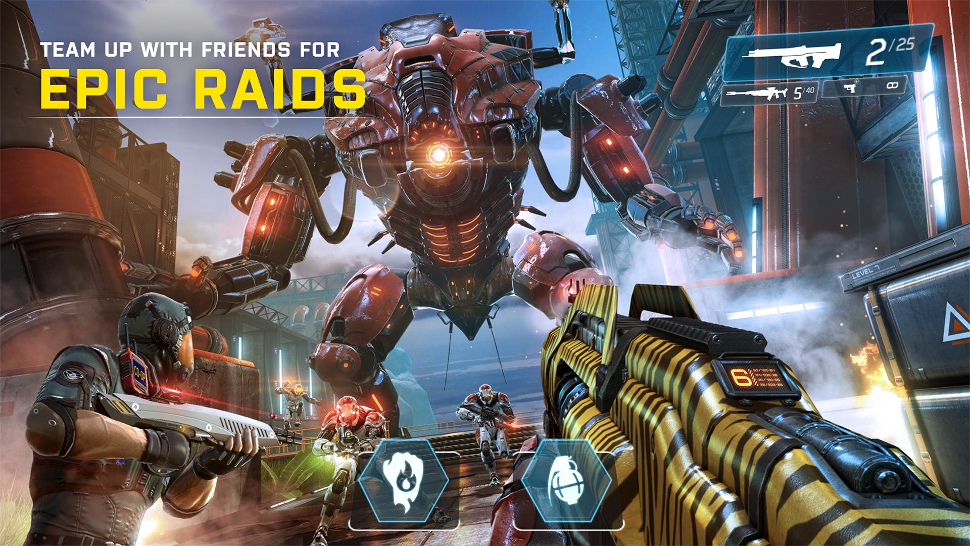 Shadowgun Legends: Online FPS screenshot 21