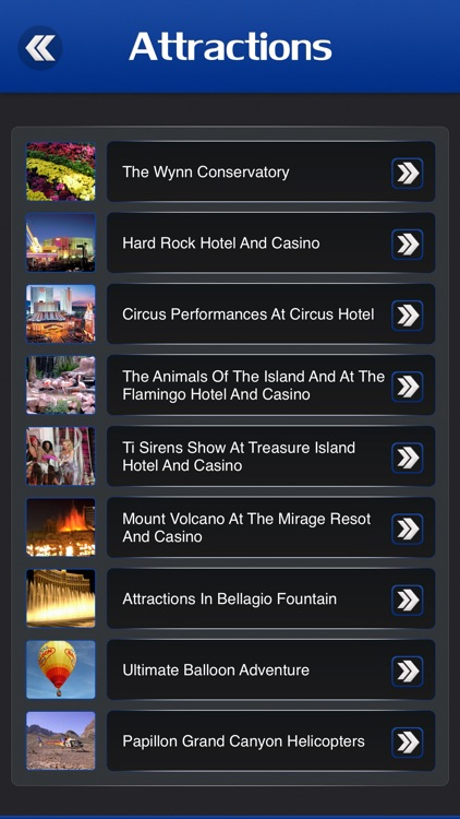Las Vegas Visitors Guide