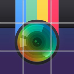 Square Grid Post Pro Panorama Split for Instagram