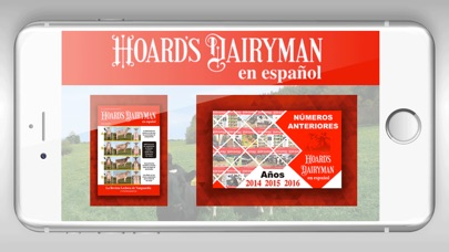 Screenshot for Hoard's Dairyman en español in Peru App Store