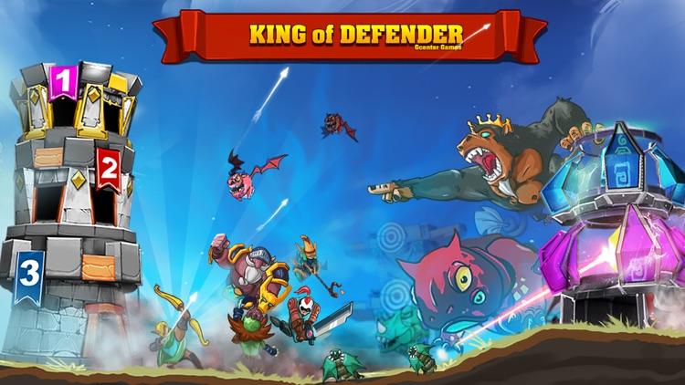 King of Defender screenshot-4
