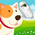 Whistle dogs clicker