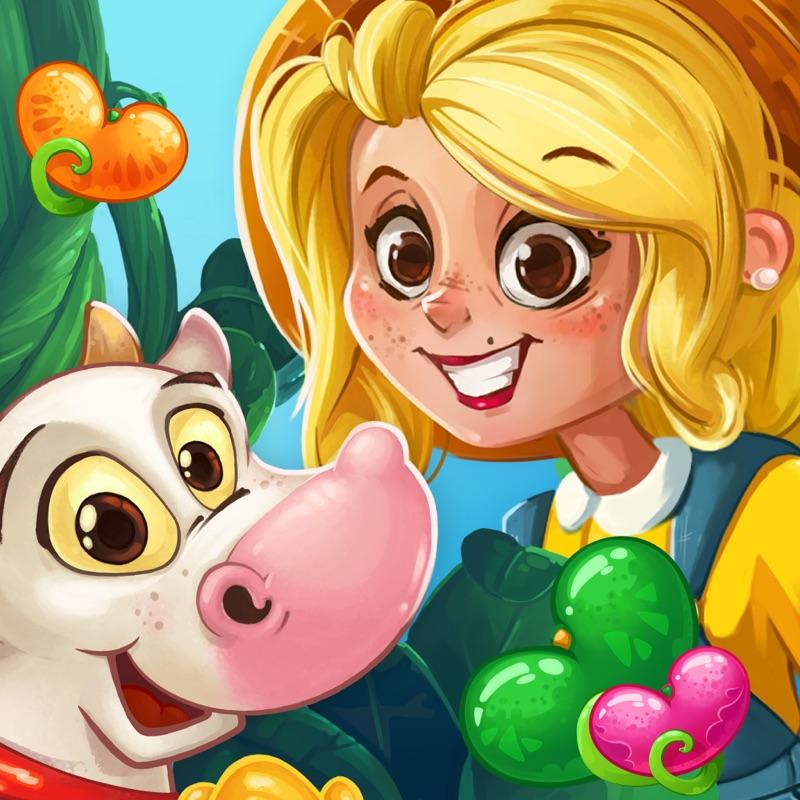 Jacky's Farm Match-3 Adventure Hack Tool