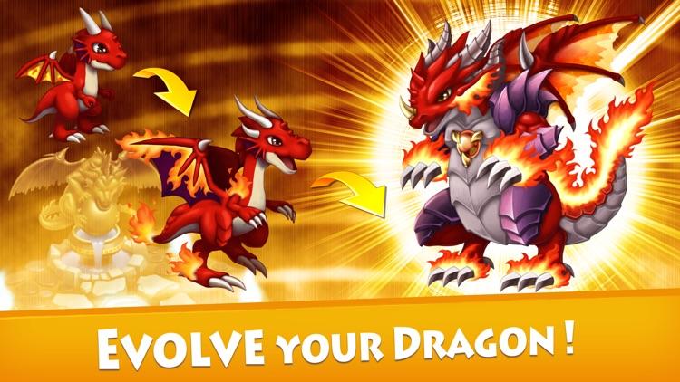 Dragon x Dragon: City Sim Game screenshot-4