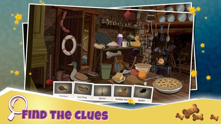 Scooby-Doo Mystery Cases screenshot-0