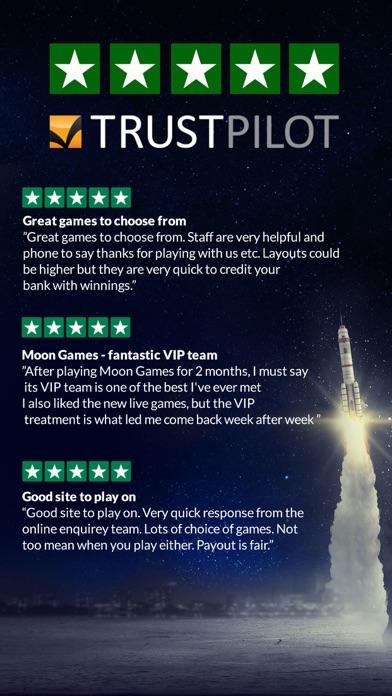 Moon Games Casino screenshot three