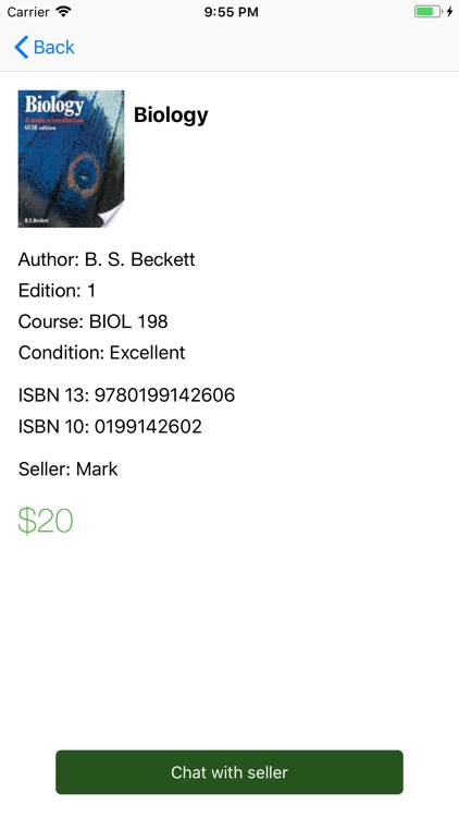 HSU BookSwap screenshot-3