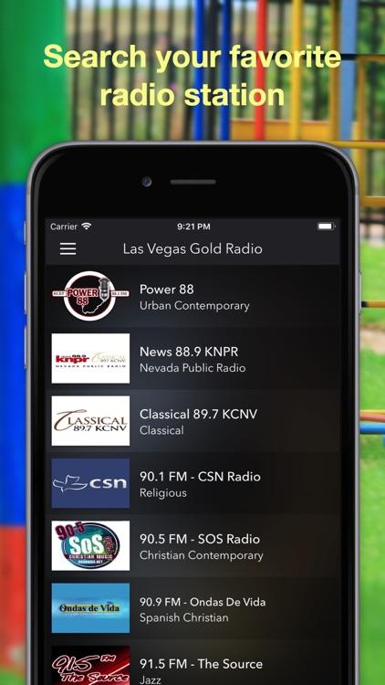 Las Vegas Gold Radio