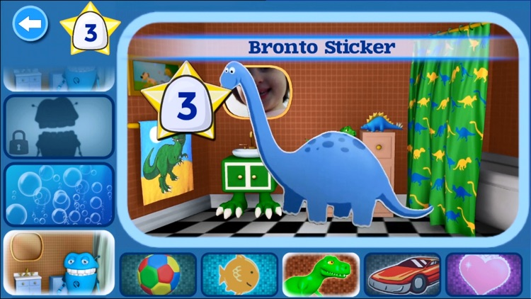 Brush Up: The Toothbrush Training Game screenshot-4