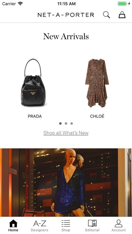 NET-A-PORTER: Designer Clothes