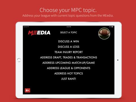 Meedia - náhled