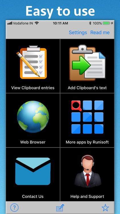 Clipboard Master screenshot-5