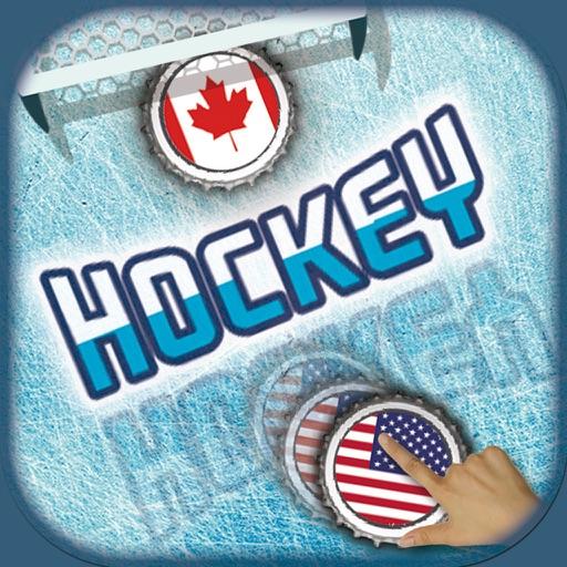 Finger Hockey - Taschen-Spiel