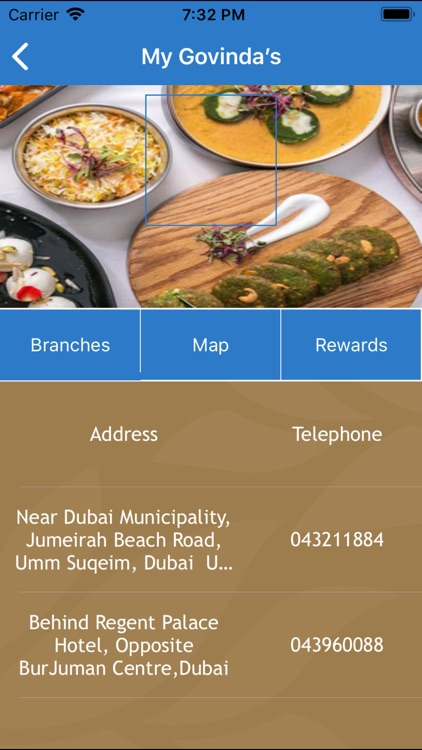 My Govindas UAE