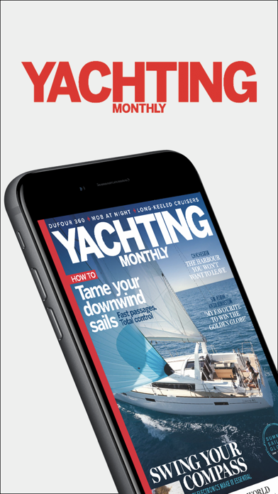 Yachting Monthly Magazine UK