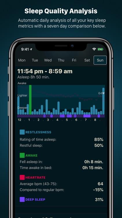AutoSleep Tracker for Watch screenshot-4