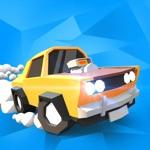 汽车赛车-登山小汽车比赛