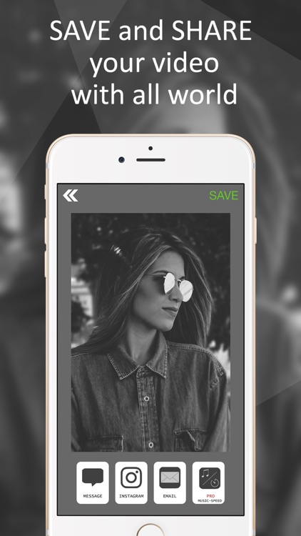 Loop Video - gif vid Instagram