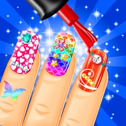 Girls Fashion Nail Salon