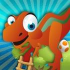 as fantásticas ovos de dinossauro caindo para o ninho aconchegante - Free Edition icon