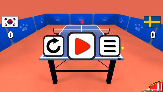 table tennis 3d on the app store rh apps apple com